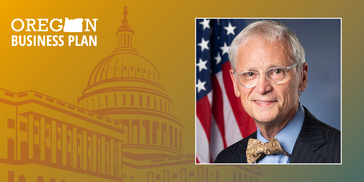 Federal Legislative Briefing & Discussion with Rep. Blumenauer