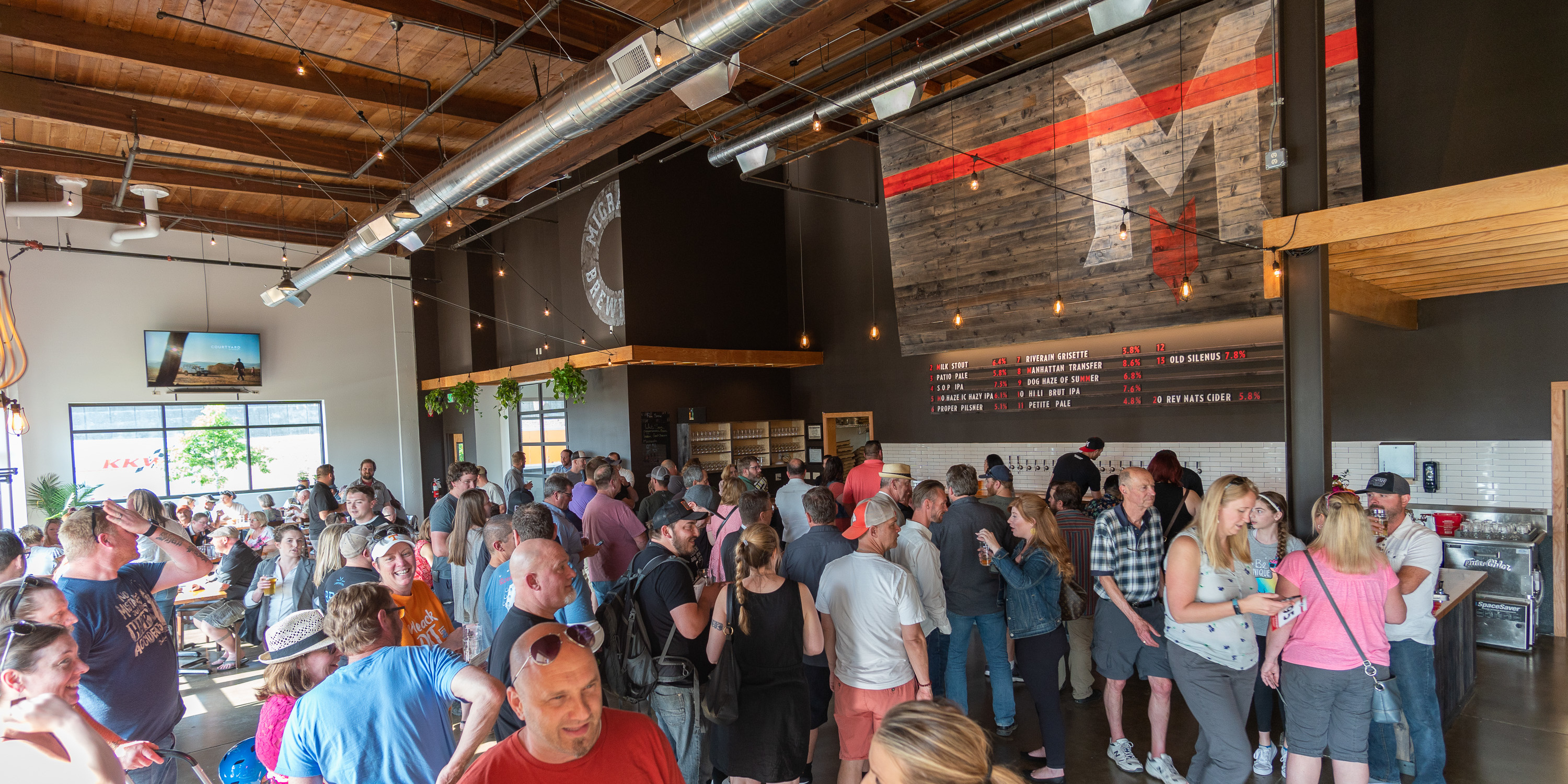 Migration Brewing celebrates grand opening of Gresham facility