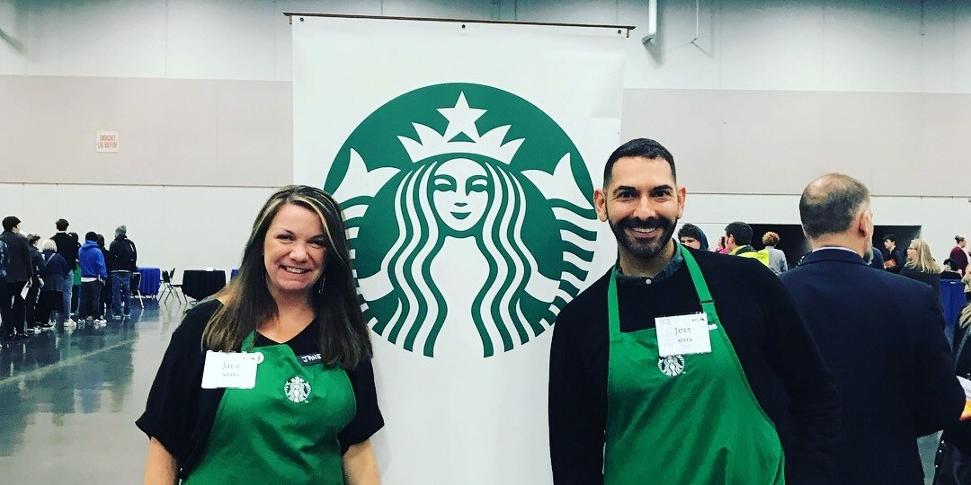 Jose Rivas of Starbucks mentors and guides youth towards professional success