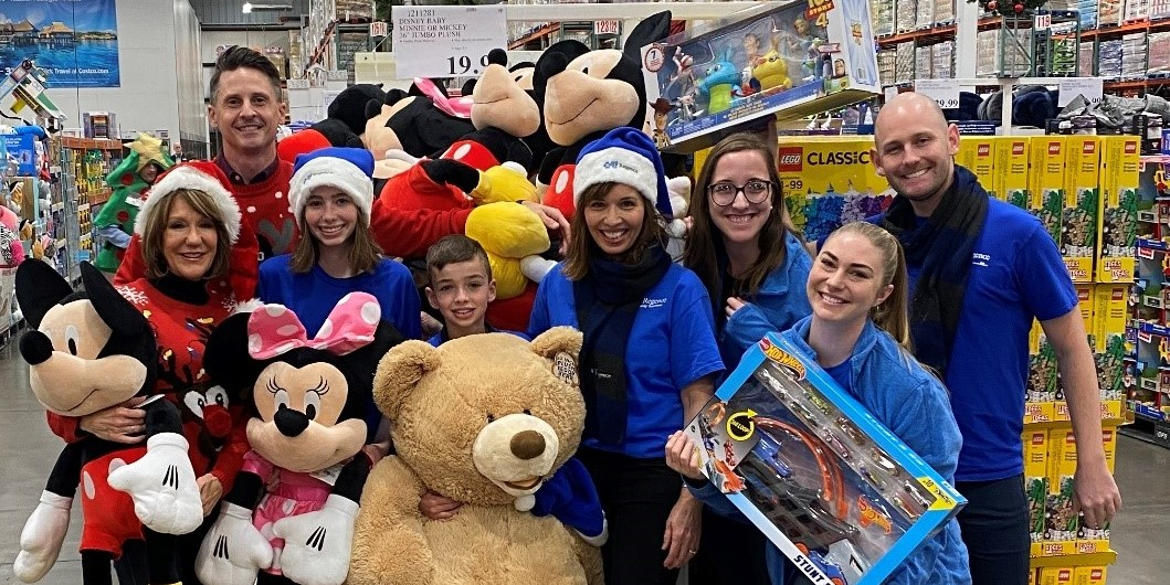 KGW Great Toy Drive 2019