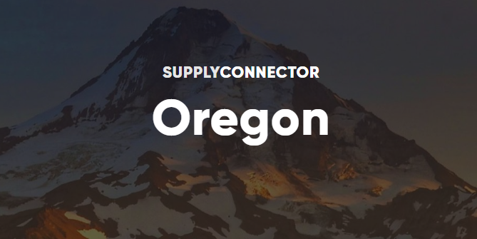 Oregon creates supply connector for PPE