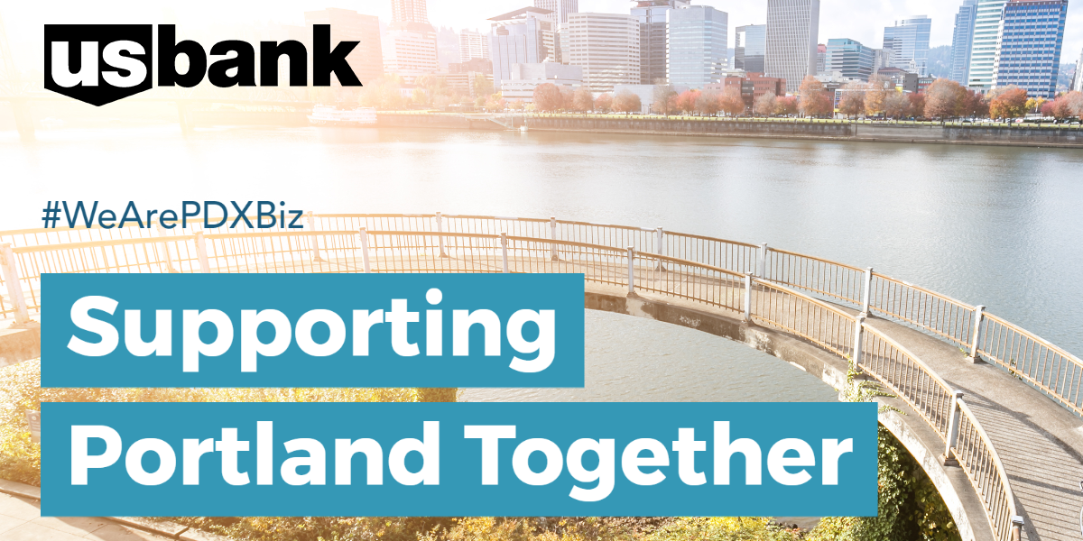 Supporting Portland Together: U.S. Bank answers the call
