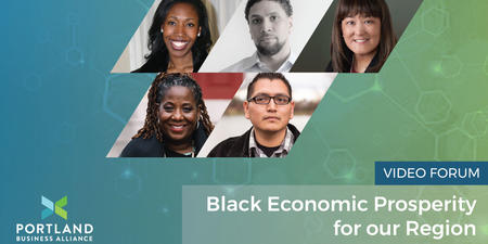VIDEO FORUM: Black Economic Prosperity for our Region