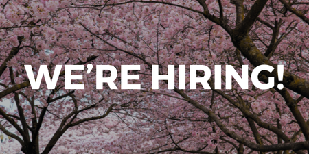 WE'RE HIRING: Join Partners in Diversity's amazing team