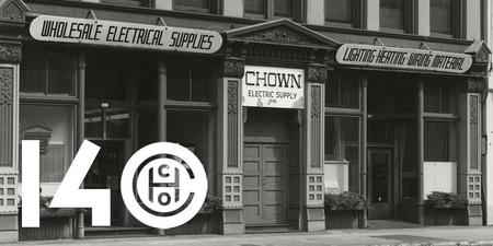 Chown Hardware celebrates 140 years in business
