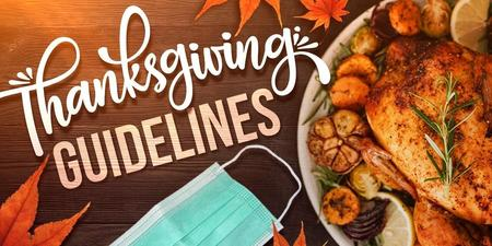Tips for planning Thanksgiving in the time of COVID-19