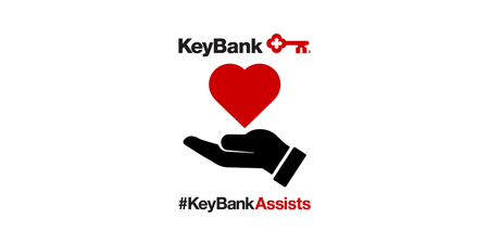 "KeyBank Shares Community Cheer and Donates $30,000 Locally as Part of a $340,000 National Commitment Through ""KeyBankAssists 3.0"""
