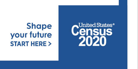 Do your part: Take the 2020 Census