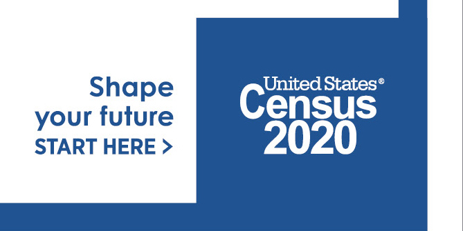 Start here - take 2020 Census