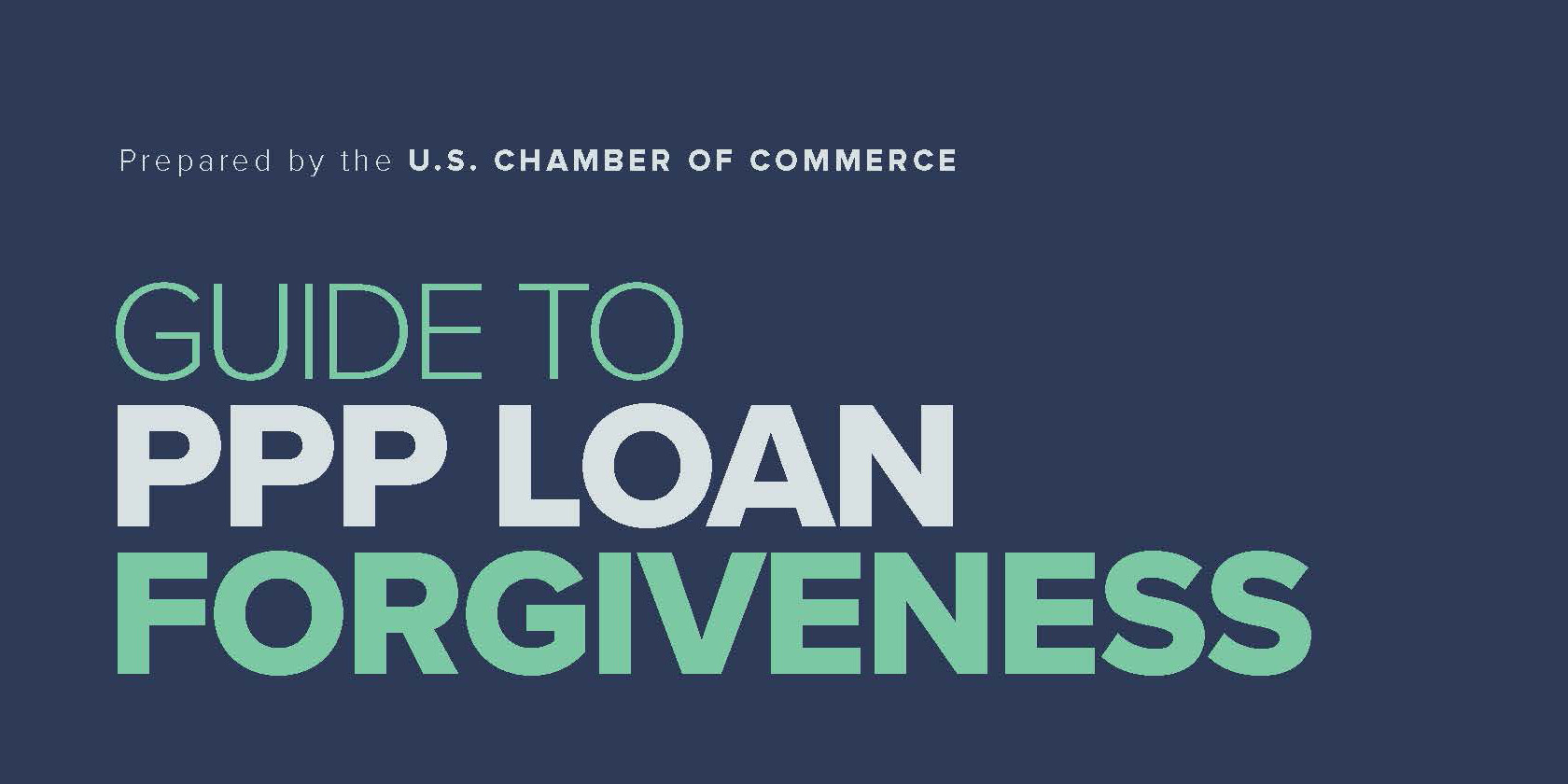 Paycheck Protection Program (PPP) Loan Forgiveness Guide