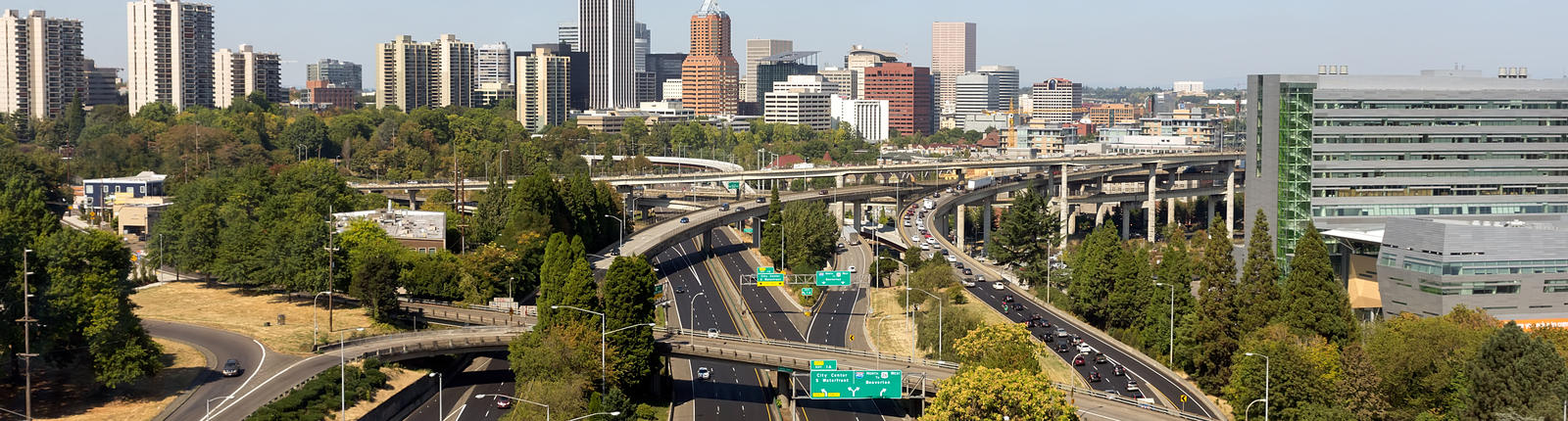 Portland Business Alliance - Transportation Initiatives